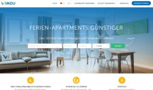 airbnb Mitbewerber wimdu