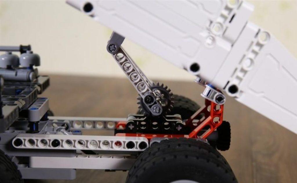 xiaomi mitu muldenkipper lego technic klon mit 530. Black Bedroom Furniture Sets. Home Design Ideas