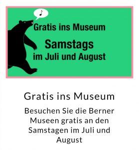 Gratis ins Museum