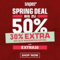 Snipes: 30% Rabatt Extra auf SALE Artikel!