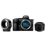 Nikon Z5 Kit, Z 24-50mm + FTZ Lens Adapter