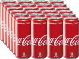 Ab Dienstag bei Denner: Coca-Cola 24 x 33cl Dosen mit 48% Rabatt (Classic&Zero)