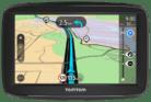 Navigationsgerät TomTom Start 52 inkl. 48 europäische Länder & lebenslange Updates bei MediaMarkt