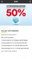 50% auf Masken in Chicoree