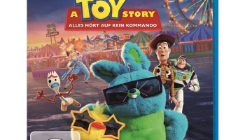 Toy Story 4 Blu-Ray (Abholung) bei Interdiscount