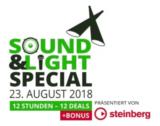 Sound&Light-Special bei DayDeal.ch am 23. August