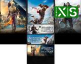 Assassins Creed Origins, Odyssey und Valhalla