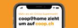 CHF 20.- Rabatt ab MBW 99.90 bei Coop@Home