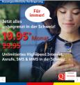 Lidl Connect Smart Abo Unlimited für 19.95/Monat