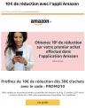 10€ Rabatt ab 30€ in der Amazon FR App