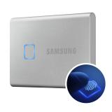 T7 Touch silber 500GB SSD von Samsung zu Bestpreis bei Interdiscount