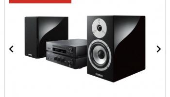 Yamaha MCR-N870D – Tolle Stereoanlage zu gutem Preis.