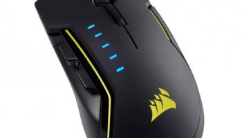 CORSAIR Gaming GLAIVE RGB Gaming-Maus bei microspot