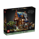 LEGO Ideas Mittelalterliche Schmiede (21325) bei Microspot