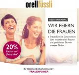 20% Rabatt auf (fast) alles bei OrellFüssli – Mindestbestellwert CHF 30.-