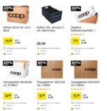 40% Rabatt auf alle Umzugskartons bei Coop Bau + Hobby