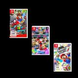 Super Mario Switch Spiele in Aktion + 3 für 2 Sale = viele Bestpreise!