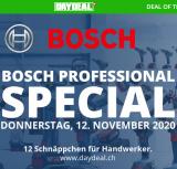 Heute BOSCH Professional Special bei DayDeal.ch