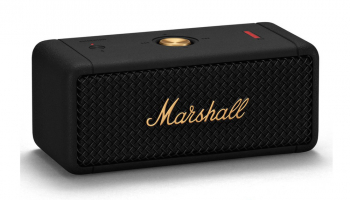 Marshall Emberton Bronze Bluetooth-Lautsprecher bei Interdiscount