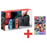 Nintendo Switch R/B + Mario Kart Deluxe 8 bei Fust