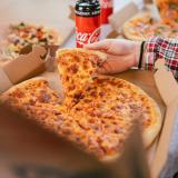 50% auf alle Pizzas bei Dominos