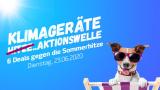 Klimageräte Aktionswelle bei Heiniger