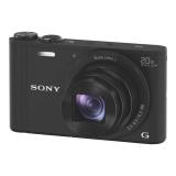 Kompaktkamera SONY Cyber-shot DSC-WX350 (18.20Mpx, WLAN) im Schwarz oder Weiss zum Bestpreis bei Fnac.ch
