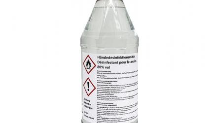 Händedesinfektionsmittel 1Liter bei brack.ch