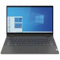 Lenovo IdeaPad Flex 5 14ALC05 (Ryzen 7 5700U, 16/512GB, 14″ FHD-IPS-Touch)