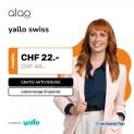 Yallo Swiss und Yallo Swiss Flat bei Alao