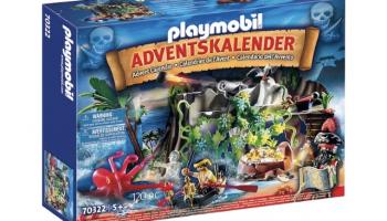 (Abholung oder MBW CHF 50.-) Playmobil Adventskalender Schatzsuche in der Piratenbucht bei Galaxus