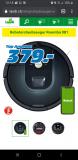 iRobot Roomba 981 für 379.- bei Landi