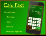 Android App Calc Fast gratis im PlayStore