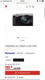 Fotokamera Panasonic TZ96 zum bestprice ever