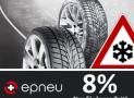 e-pneu: 8% Rabatt auf alle Reifen und Felgen