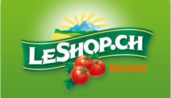 LeShop: CHF 20.- Rabatt und gratis Lieferung ab CHF 99.- sowie bis zu CHF 50.- Freundschaftswerbung