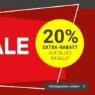 20% Extra-Rabatt auf alles im Sale bei Tennis-Point, z.B. adidas Tennisbekleidung Stella McCartney Barricade Rock für CHF 39.92 statt CHF 49.90