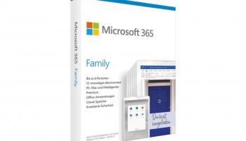 Hammer – Microsoft 365 Family (6x, 12 Mt.) bei digitec