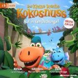 """Hörbuch """"Der kleine Drache Kokosnuss – Auf in den Dschungel"""" gratis"""