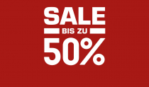 Sale bei Snipes – bis zu 50% Rabatt