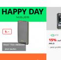 Trust 4000mAh Powerbank für 5.- bei microspot.ch