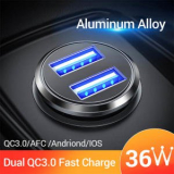 (Aliexpress) FIVI 36W Autoladegerät – Dual QC3.0