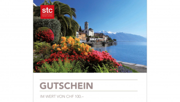 Switzerland Travel Centre Gutschein TOP Angebote
