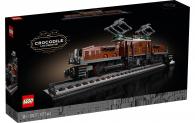 LEGO 10277 Lokomotive Krokodil bei Manor zum neuen Bestpreis
