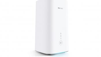 5G-Router Huawei 5G CPE Pro 2 bei Steg
