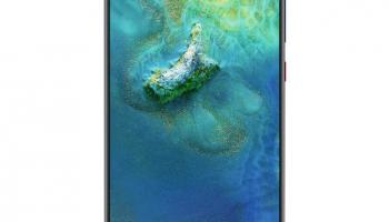 HUAWEI Mate 20 Dual-SIM, 128GB, Midnight Blue