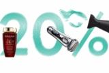 20% auf Haarpflege- und Stylingprodukte bei Galaxus, z.B. ghd Gold Classic Styler Haarglätter für CHF 143.20 statt CHF 179.-