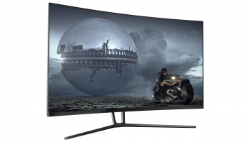 LC-Power LC-M32-QHD-144-C-V2 Gaming-Monitor (32″ Curved VA WQHD, 144 Hz) bei Steg