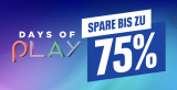 Days of Play PSN-Store Aktion