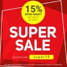 15% zusätzlich auf alles im Sale bei Tennis-Point, z.B. Nike Air Vapor Advantage Carpet Teppichschuh Herren für CHF 69.62 statt CHF 100.-